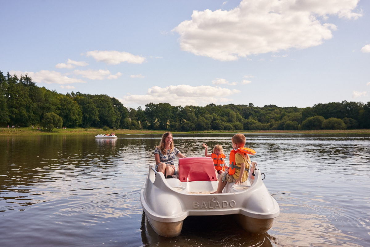 Rochefort en Terre - Moulin Neuf - Activités nautique ballade famille