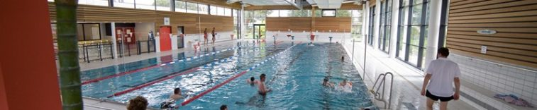 Ouverture de la piscine Beau Soleil