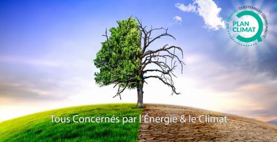 PCAET : Plan Climat Air Énergie Territorial